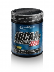 100% BCAAs + Glutamine ZERO 500g BOX