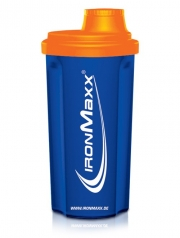 Shaker Blue-Orange 700ml