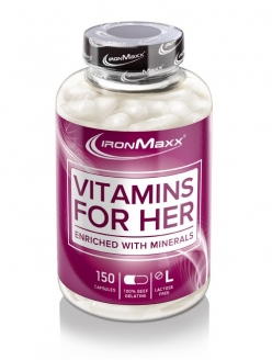 Vitamins for Her – 150 Capsules (여성)